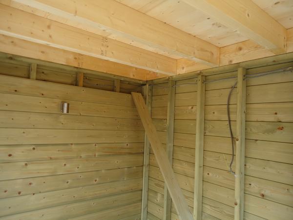 Schaduw - Van schaduw dak ...